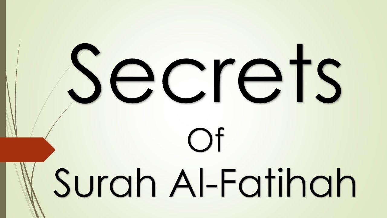 Download Wazifa  - Dua Asrar Al Fatiha (Prayer for Secrets of The Opener)