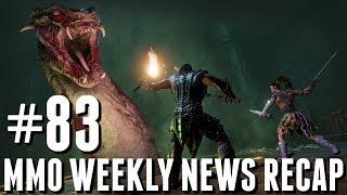 MMO Weekly News Recap #83 | Conan Exiles, LOTRO, EQ2 and More!