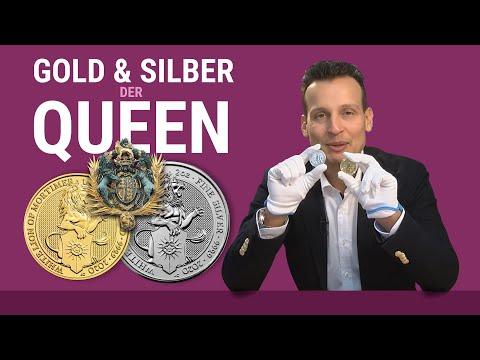 Das Gold & Silber Der Queen? Entdecken Sie Die Queen's Beasts!
