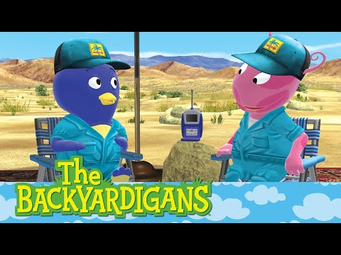 The Backyardigans: International Super Spy (Part 2) - Ep.31