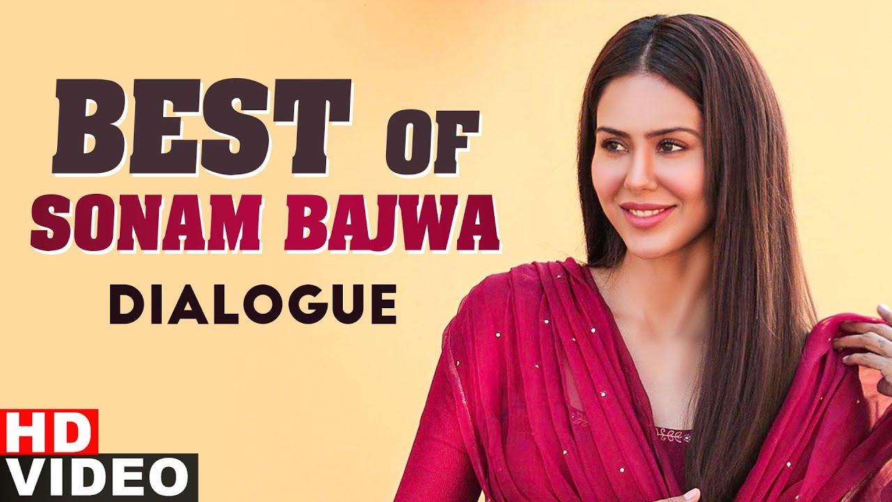 Best Of Sonam Bajwa | Romantic Dialogues| Best Romantic Scenes 2020 | Speed Records