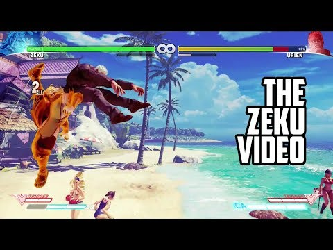 Zeku Combo Video No.1