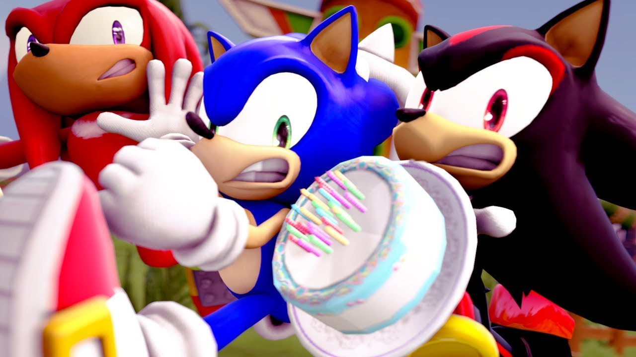 Happy Birthday Sonic The Hedgehog Youtube