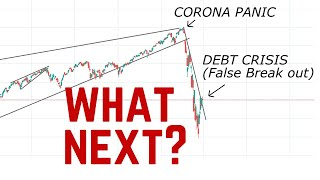 How Will the 2020 DEBT CRISIS affect the SP500?