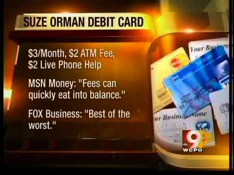 suzy ormon debuts credit card
