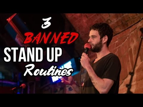 3 Most Illegal  Stand up Routines | Tamas Vamos | Stand up Comedy