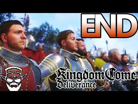 THE END ! - Kingdom Come Deliverance / 1080p 60fps / CZ/SK Lets Play / # 38