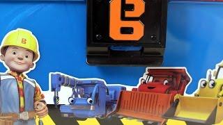 Na ratunek - Bob Budowniczy - Pojazdy & Skrzynka