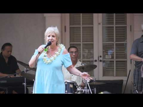 Star Studded Evening of Jazz and Blues at the Hawaii State Art Museum feat Shari Lynn 7-5-2013