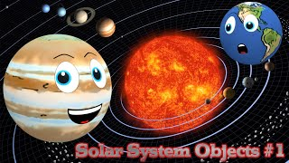 Solar System for Kids | Exploring Space