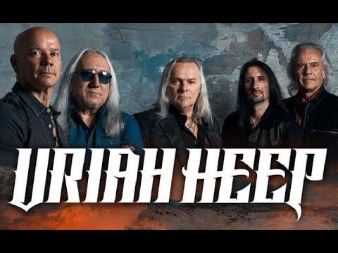 URIAH HEEP - LIVE IN COPENHAGEN 2019