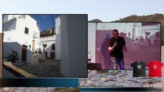 Málaga misteriosa por Jose Manuel Frias