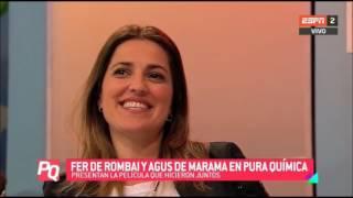 ROMBAI y MARAMA Fer Vazquez y Agustín Casanova en Pura Química 23_08_2016