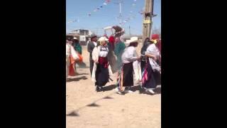 Carnaval santa Ana hueytlalpan hgo. 2013