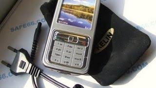 K95 Taser phone Telefono stungun