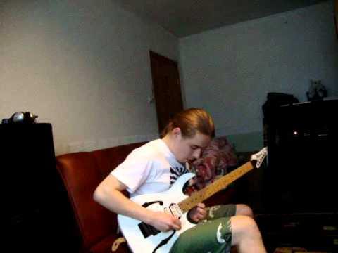 Joe Satriani - Mountain Song (guitar cover).avi