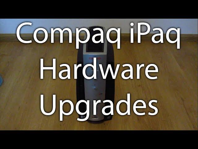 Compaq iPaq Upgrades