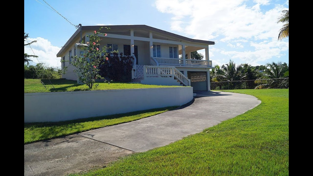 ocean view home sale isabela puerto rico casa venta youtube