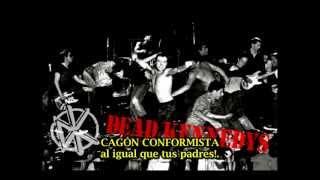 Dead Kennedys Chickenshit Conformist (subtitulado español)