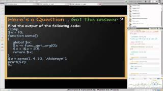 FAQ About PHP & MySQL Course-AL Darayn Academy