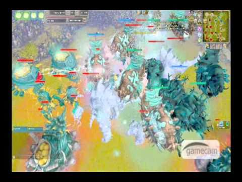 battleforge rpve level difficulty 10 4 player map in pairs