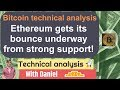 BTC - Bitcoin Technical Analysis. Ethereum taking control!