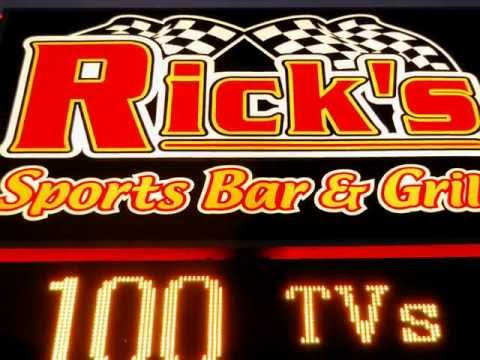 Rick's Sports Bar HD Video