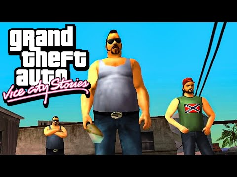 GTA: Vice City Stories - Mission #13 - Takin' Out The White-Trash