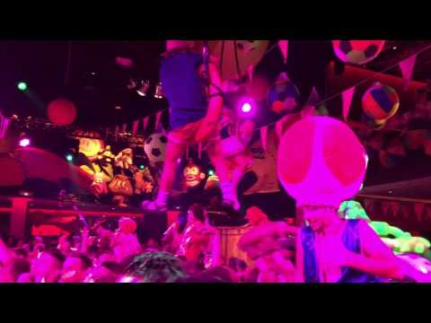 Elrow Space Ibiza june 2016 by Toby Bissels