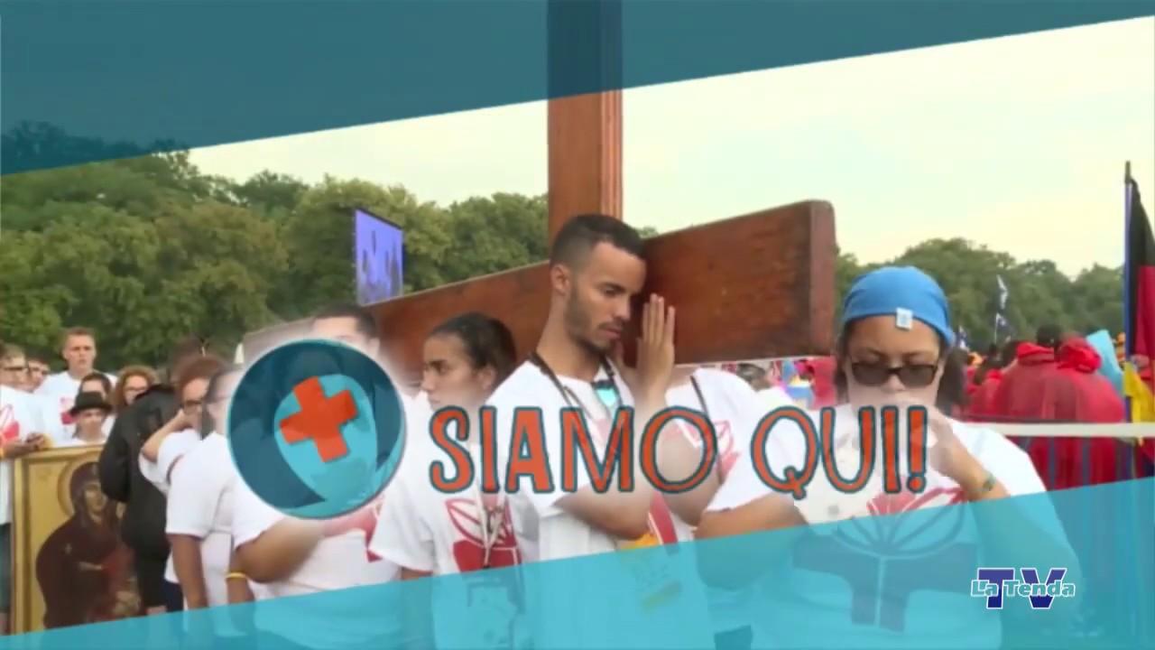 Siamo qui! Papa Francesco incontra i giovani - Domenica