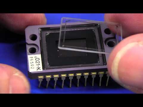 EEVblog #380 - Sony CCD Sensor Teardown