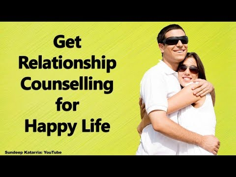 Get Relationship Counselling for Happy Life