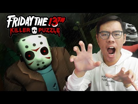 LEBIH SADIS DARI DRAMA CAKAR CAKARAN ! - Friday the 13th: Killer Puzzle Indonesia