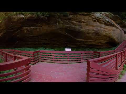 Rare Nebraska: Indian Cave State Park