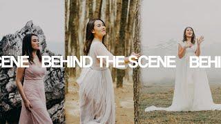 Download lagu Aaliyah Massaid - Behind The Scene Ajariku