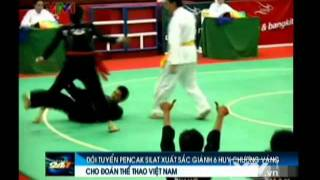 [Thailand vs Indonesia] The shame named Pencak Silat of Indonesia at the 26th Sea Games 2011