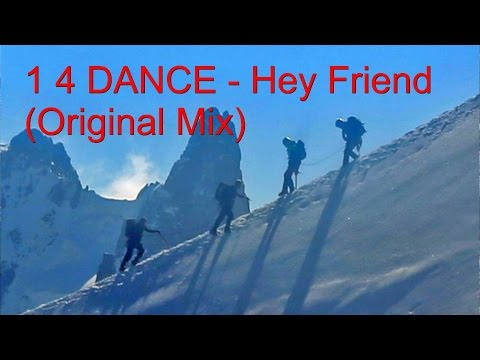 "1-4-dance---hey-friend-(original-mix)-(official-music-video)-('""one-for-dance"")"