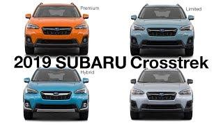 2019 Subaru Crosstrek – Product Presentation