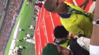 بالفيديو.. السعودية: عقوبات قاسية على نجمي النصر عيد وعبدالغني بعد ضرب مشجعين والبصق عليهم