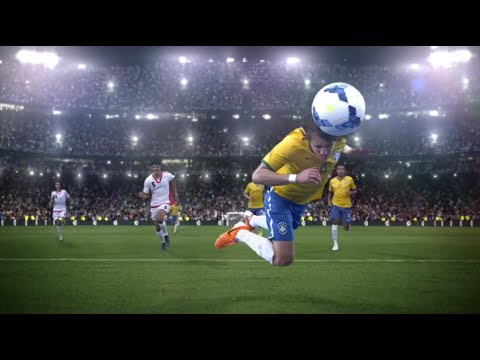 Cristiano Ronaldo Soccer Commercial 3 play - Muscle Cars Zone!