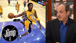 NBA photographer Andrew D. Bernstein reflects on Kobe Bryant's legendary career   The Jump   ESPN