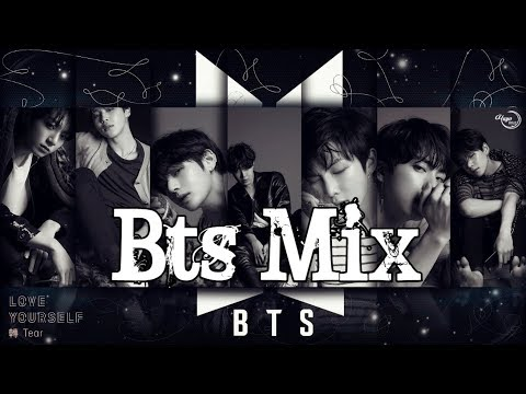 Bts Mix ~ 2013-2018 (200 subs special)
