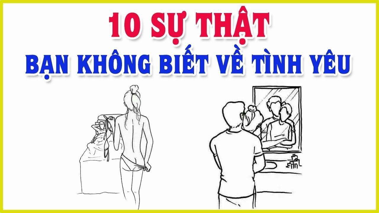 10 Sự thật bạn không biết về tình yêu. Quá đúng luôn!   Blog HCĐ ✔