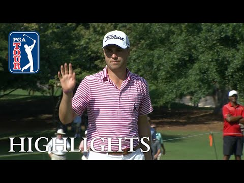 Justin Thomas' extended highlights | Round 2 | TOUR Championship