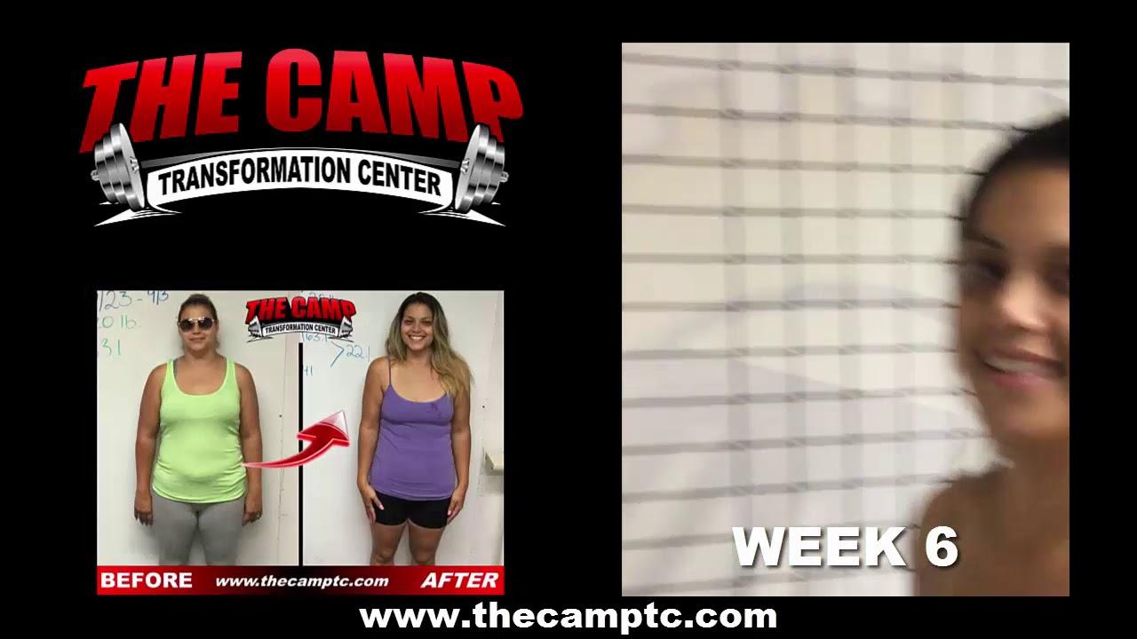 La Mirada Weight Loss Fitness 6 Week Challenge Results Monique