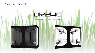 SECRET JARDIN DR240 | DARK ROOM 240 Assembly