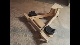 Складное сиденье плиточника! Шайтер Андрей.