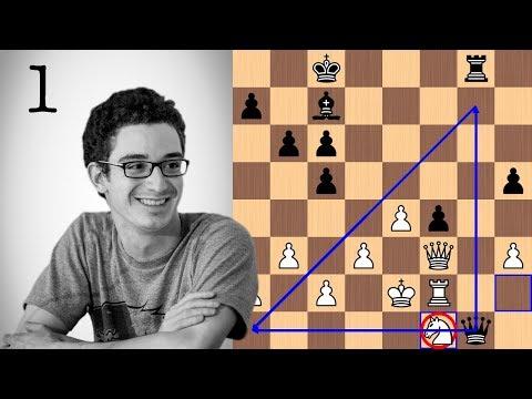 Fabiano Caruana vs Magnus Carlsen | Game 1 – 2018 World Chess Championship