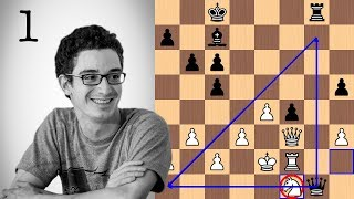 Fabiano Caruana vs Magnus Carlsen | 2018 World Chess Championship | Game 1