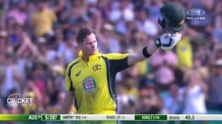 Smith breaks SCG record with brilliant 164